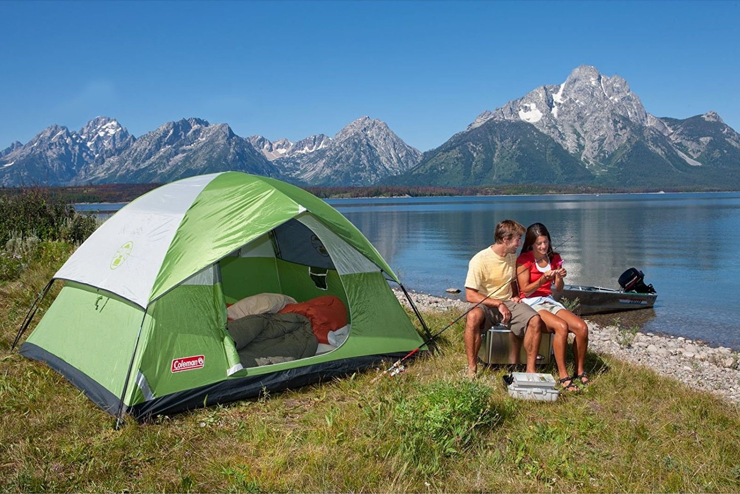 coleman sundome 2 person tent & coleman sundome 2 person tent | Camp Like a Champion